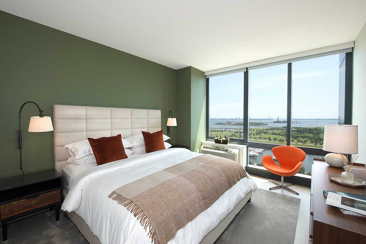 Best Jersey City's Vantage Opens Leasing Office Unveils Model With Pictures