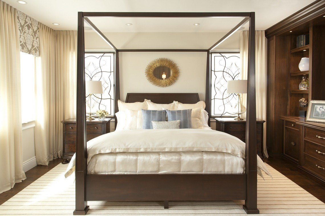 Best Vibrant Transitional Master Bedroom Before And After San With Pictures
