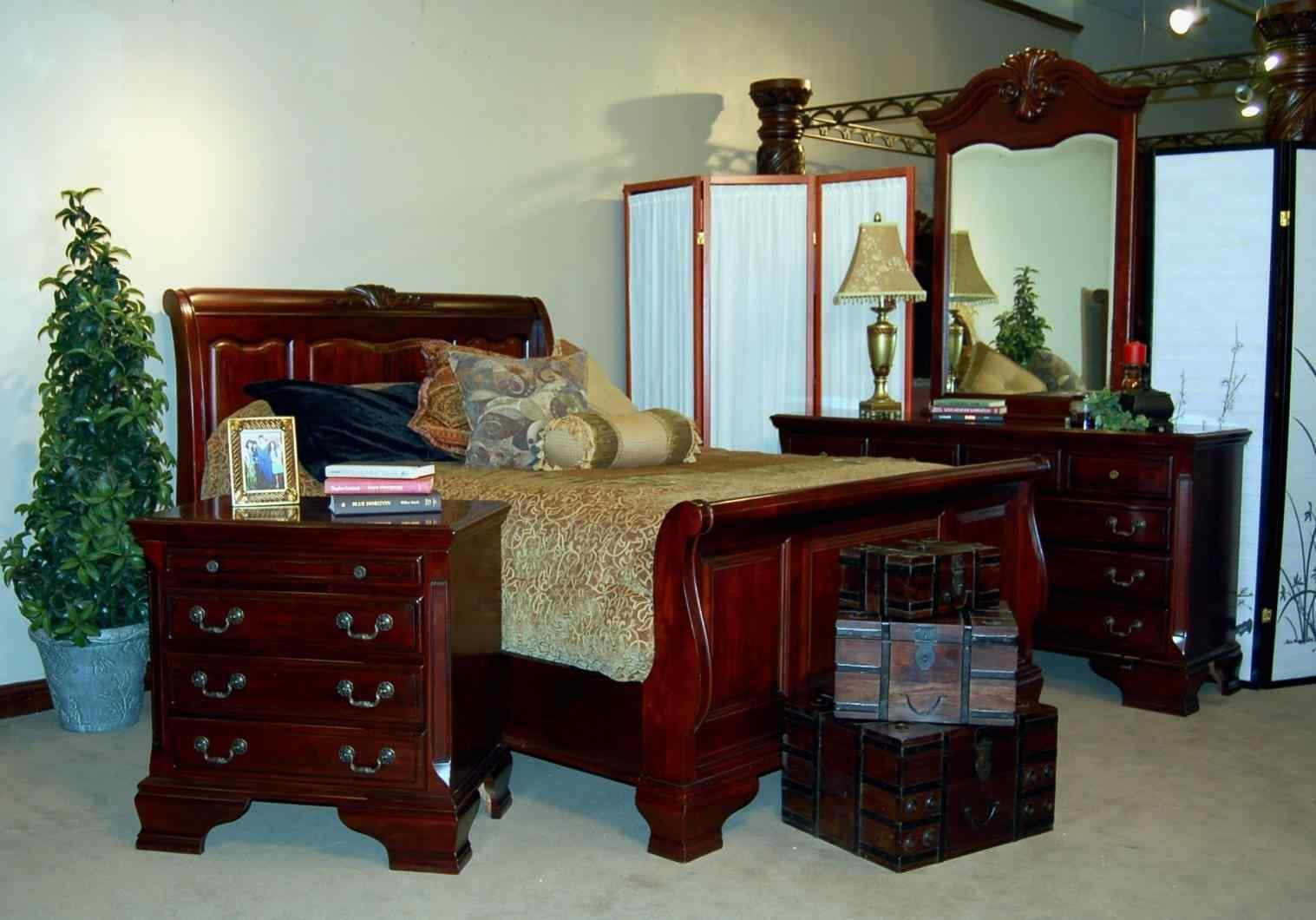 Best Mahogany Bedroom Furniture Contemporary Sofa Cope With Pictures