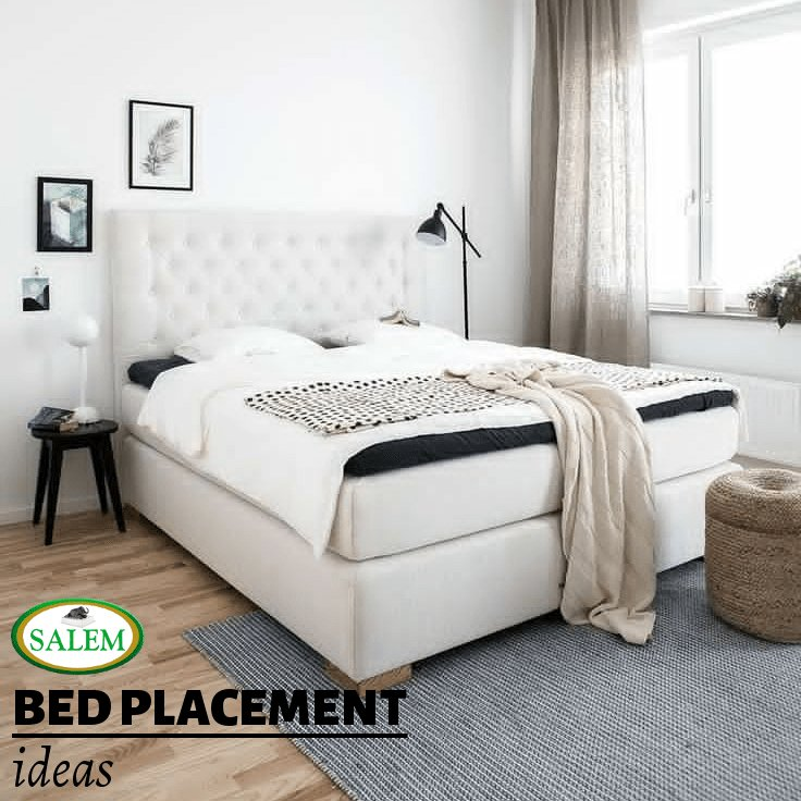 Best Bed Placement Ideas The Official Blog With Pictures