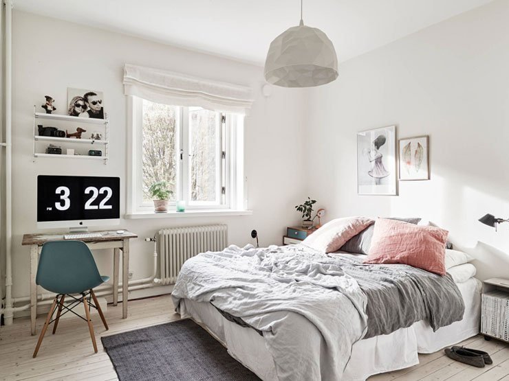 Best Pink Gray Bedrooms You'll Fall In Love With With Pictures