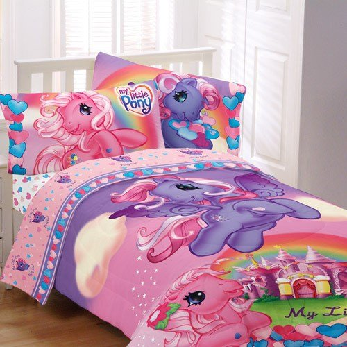 Best Bed Bedroom Cute My Little Pony Pink Image 256456 With Pictures