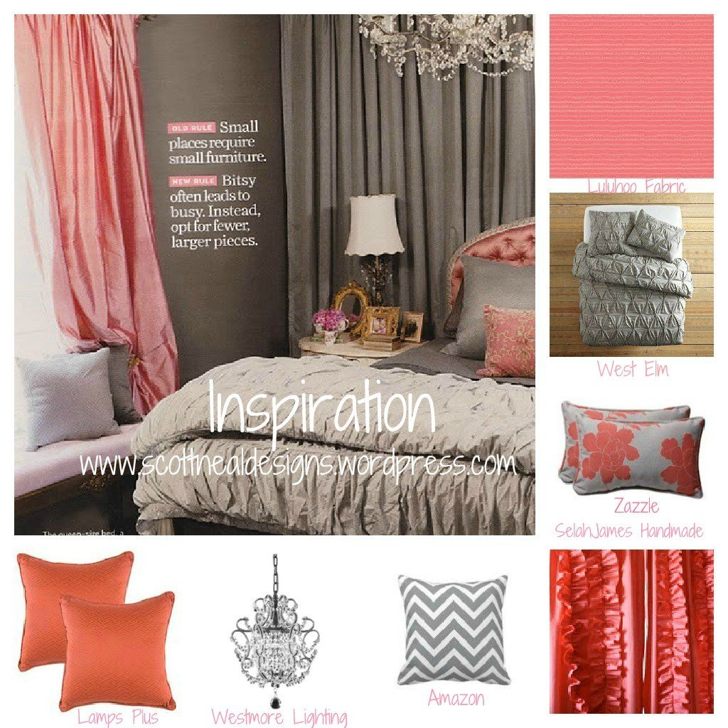 Best Coral And Gray Dontaye Scott Neal With Pictures