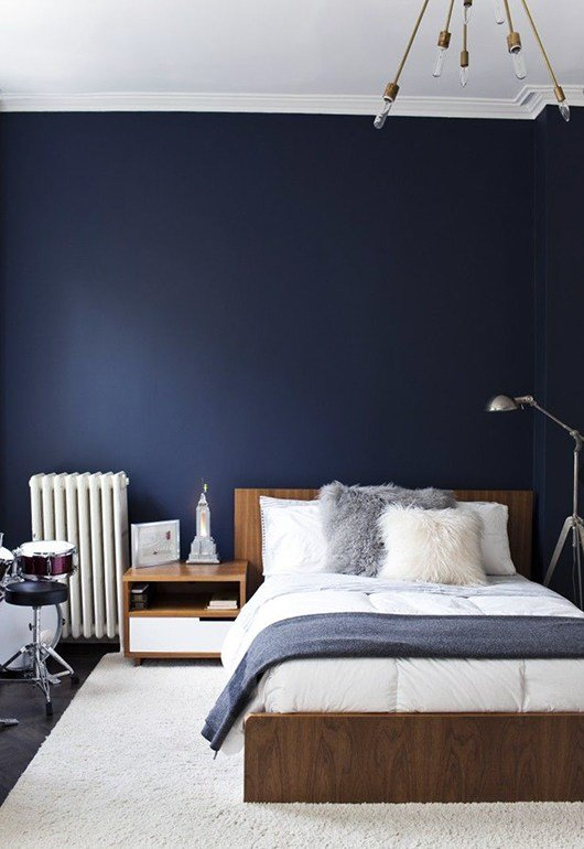 Best How To Decorate Your Apartment With Navy Blue Stylecaster With Pictures