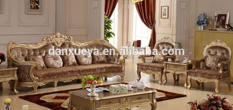 Best Danxueya Russian Style Furniture Ornate Bedroom Furniture With Pictures