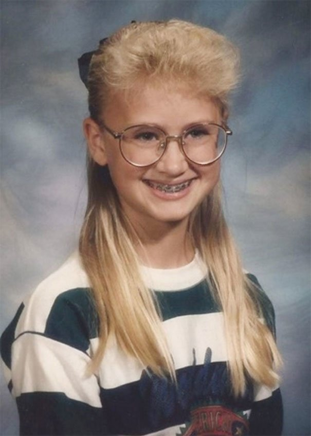 Free 89 Hilarious Childhood Hairstyles From The '80S And '90S Wallpaper