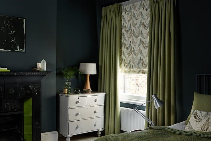 Best Green Curtains 50 Off Made To Measure Green Curtains With Pictures