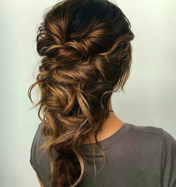 Free 27 Gorgeous Prom Hairstyles For Long Hair Stayglam Wallpaper