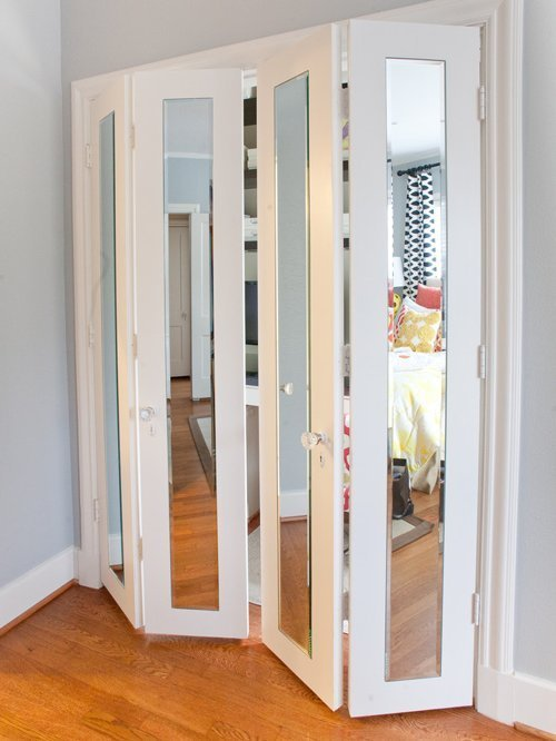 Best Mirrored Bifold Doors Ideas Pictures Remodel And Decor With Pictures