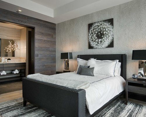 Best Modern Guest Bedroom Houzz With Pictures