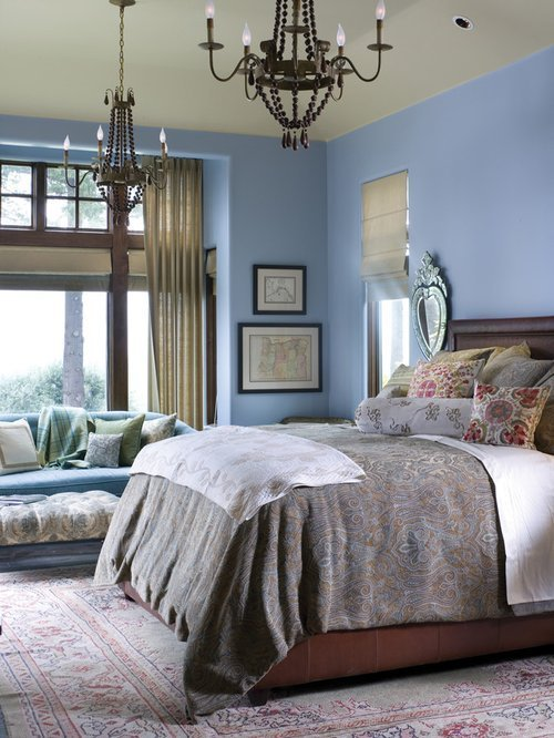 Best Blue Paint For Bedroom Houzz With Pictures