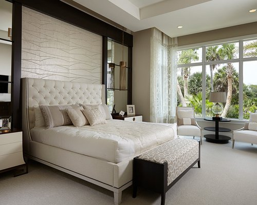 Best Master Bedroom Headboards Houzz With Pictures