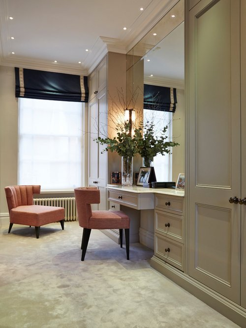 Best Master Bedroom Dressing Area Houzz With Pictures