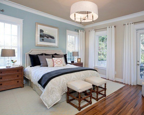 Best Blue And Beige Houzz With Pictures