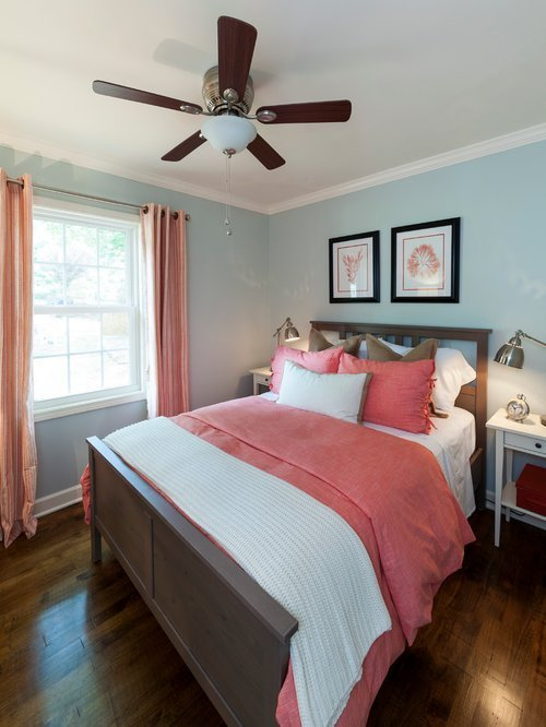 Best Teal And Coral Houzz With Pictures