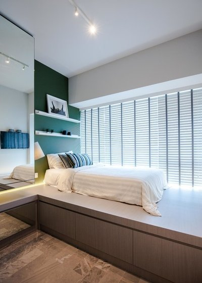 Best 6 Reasons To Build A Platform Bed Houzz With Pictures