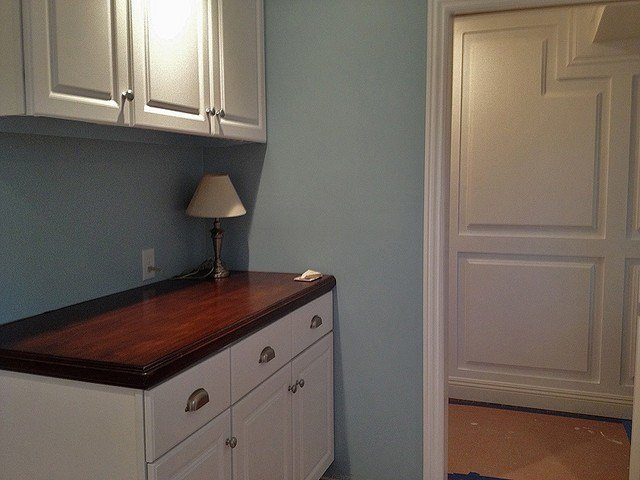 Best Garage Conversion Into Bedroom Suite Storage Laundry Room Coastal Utility Room San With Pictures