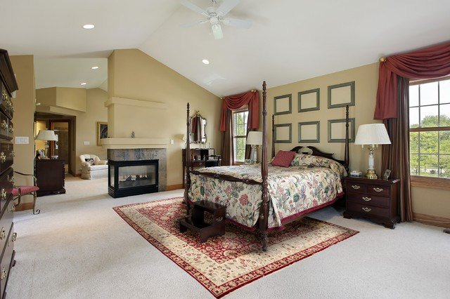 Best Persian Rug Traditional Bedroom Dc Metro By Rugknots With Pictures