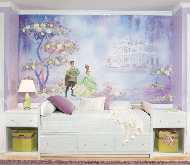 Best Tiana Princess Frog Bedding And Room Decorations Modern With Pictures