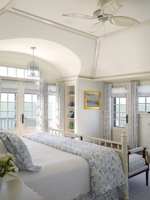 Best Nautical House On The Bay Hamptons Beach Style With Pictures