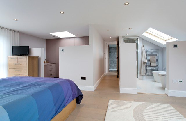 Best Surrey Rear Dormer Loft Conversion 2 Bedrooms 2 With Pictures