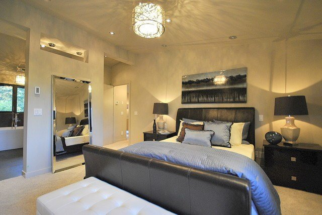 Best Master Bedroom In Breath Taking Fully Renovated 2 Story Home In Edmonton Ab Modern Bedroom With Pictures