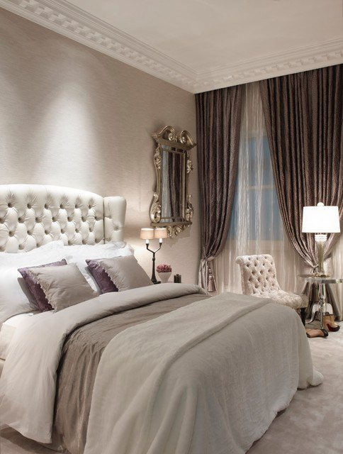 Best Georgian Townhouse Guest Bedroom Shabby Chic Style With Pictures