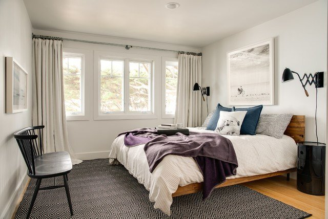 Best 3 Casual And Calm Modern Bedrooms With Pictures