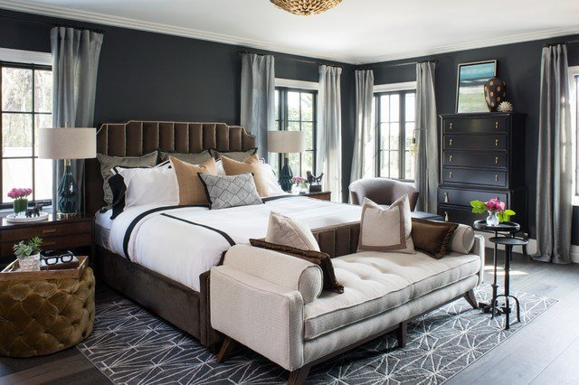 Best Property Brothers At Home Drew S Honeymoon House Transitional Bedroom Los Angeles By With Pictures