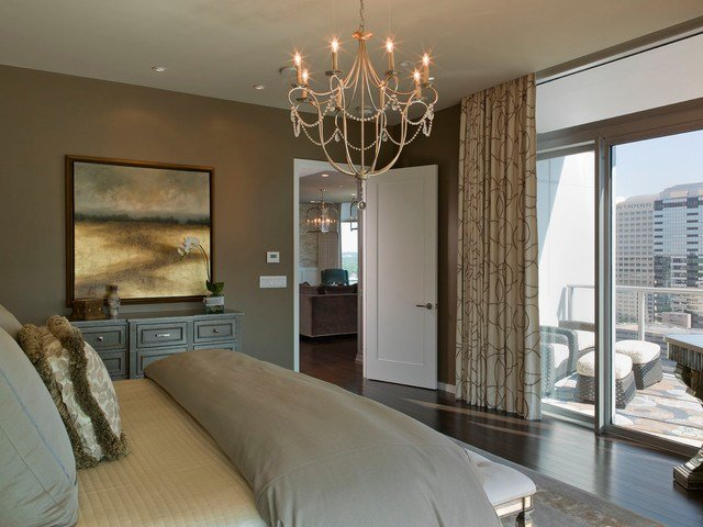 Best Austonian Luxury Condo Contemporary Bedroom Austin With Pictures