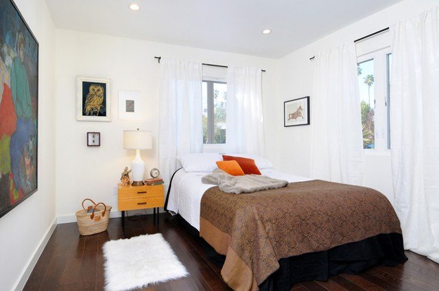 Best Vintage Modern Silverlake Bedroom Eclectic Bedroom With Pictures