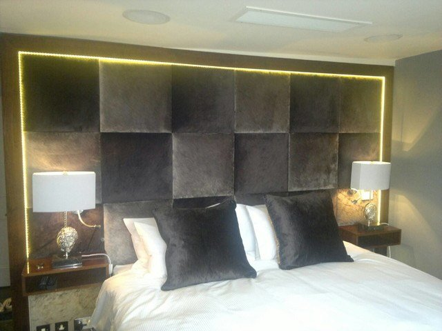 Best Headboards Wall Panels Contemporary Bedroom Kent By Victoria Gayle Interiors With Pictures