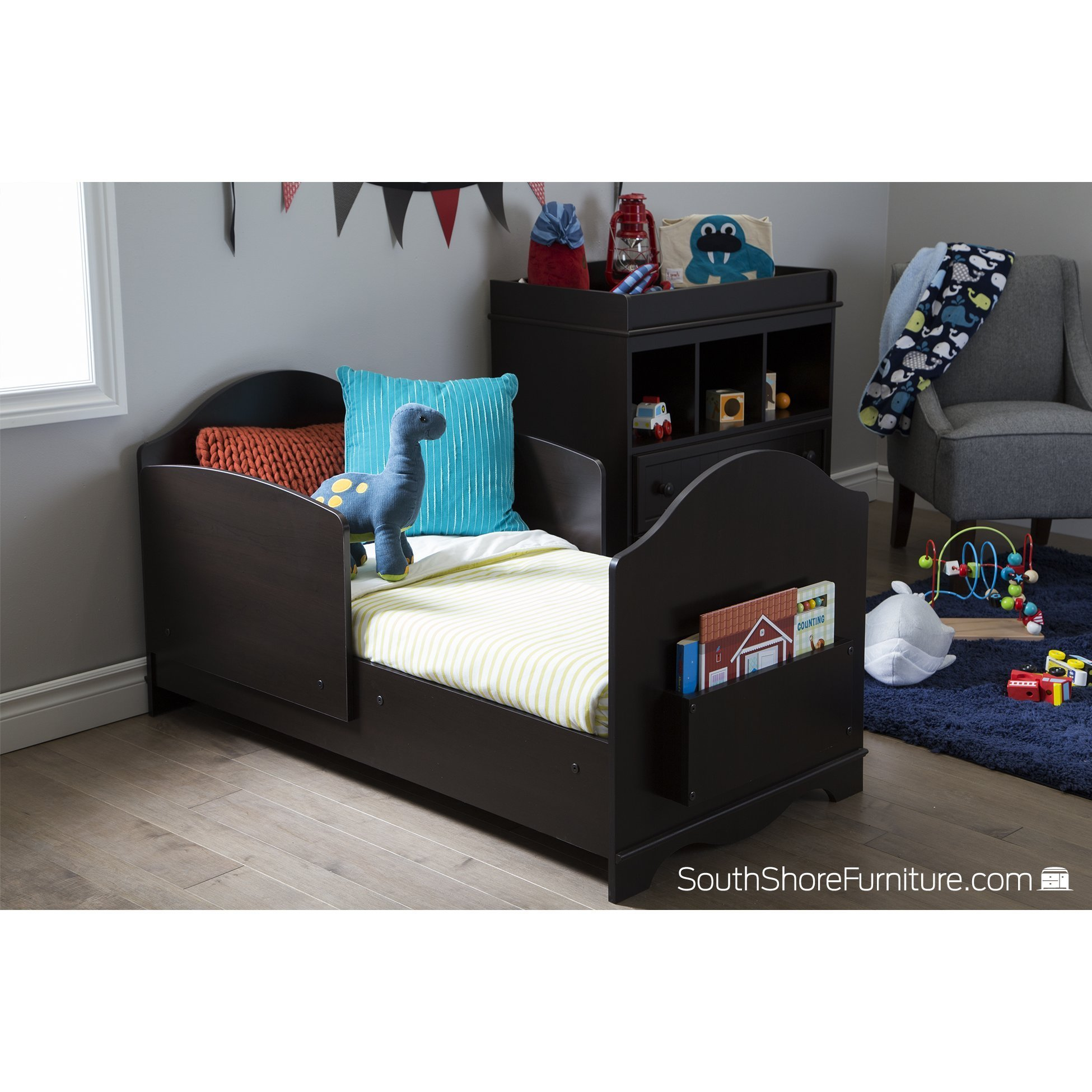 Best South Shore Savannah Convertible Toddler Customizable With Pictures