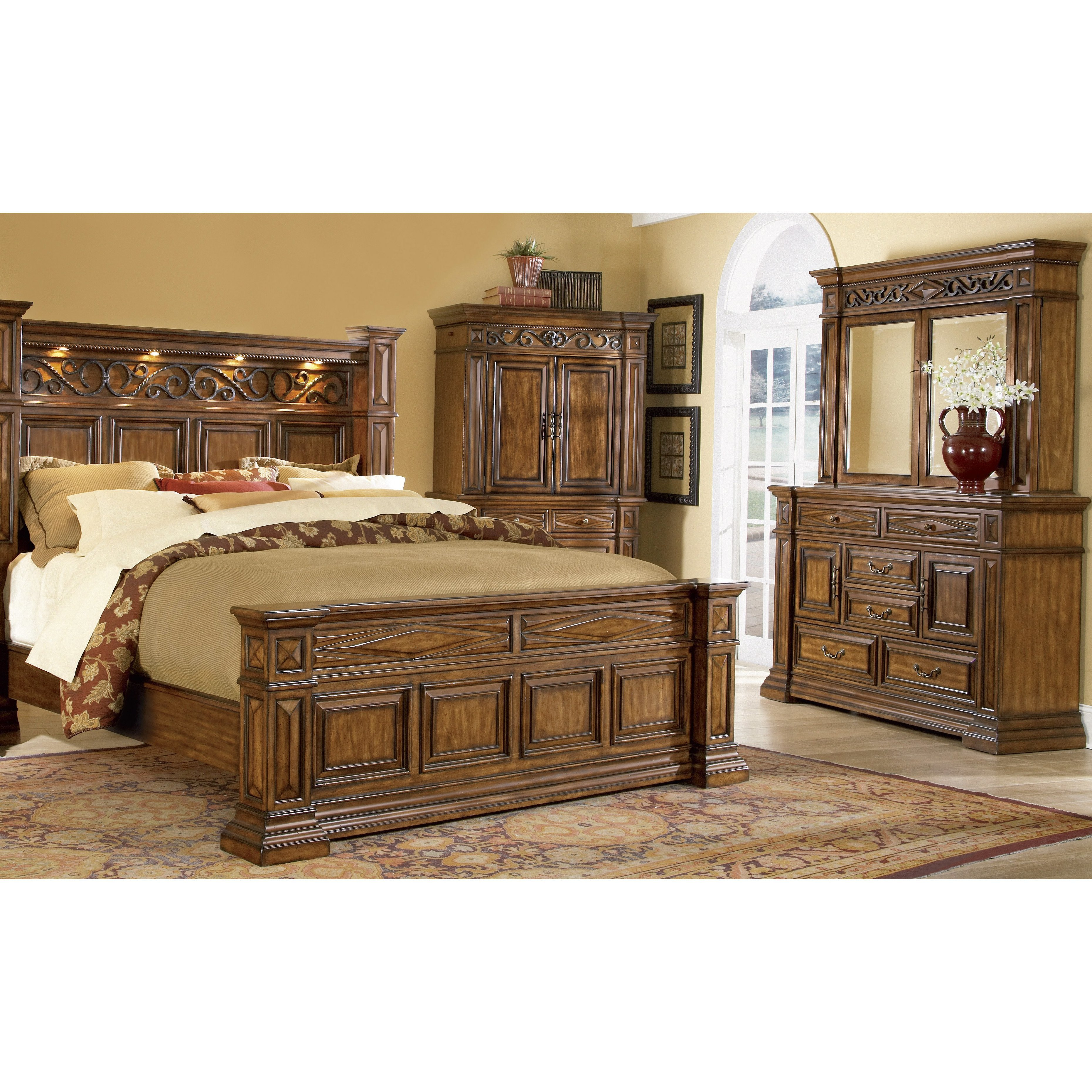 Best Astoria Grand Chesley Panel Customizable Bedroom Set With Pictures