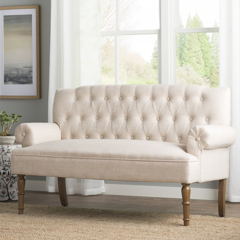 Best Charlton Home Barryknoll Standard Settee Reviews With Pictures