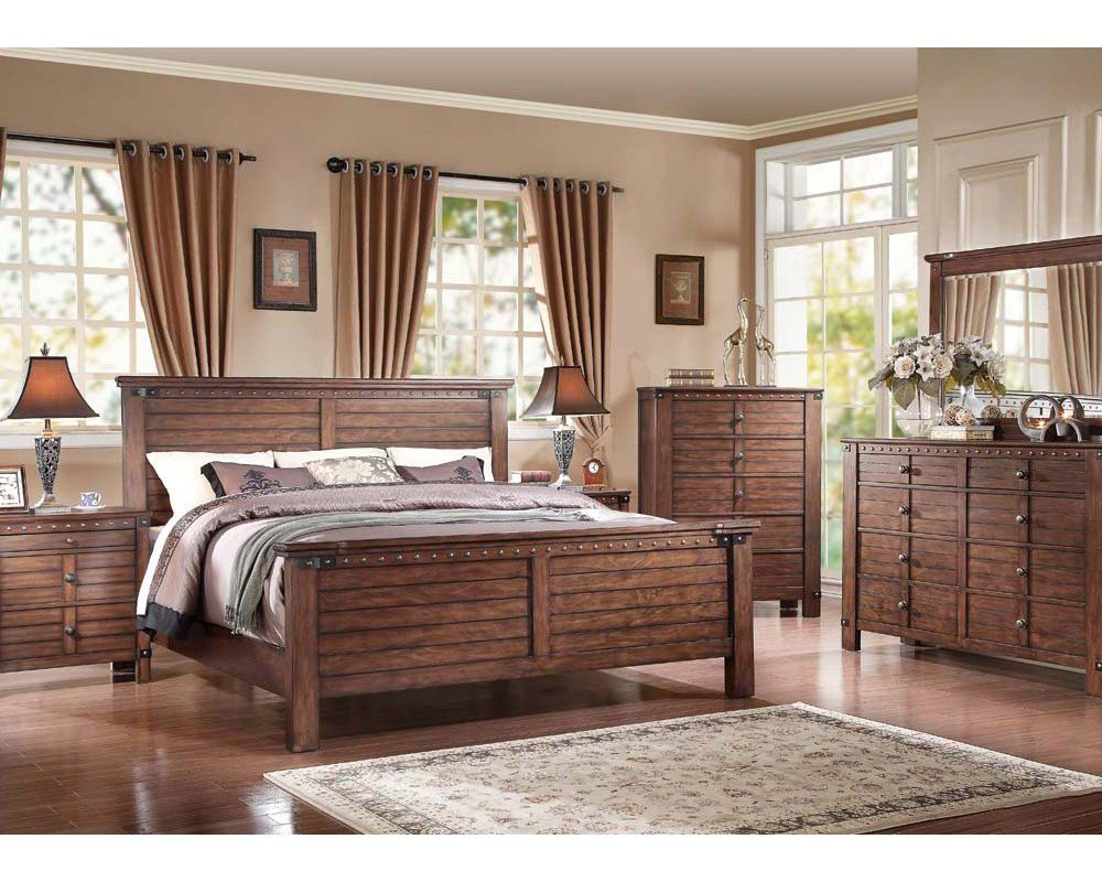 Best Acme Furniture Bedroom Set Brooklyn Ac23690Set With Pictures