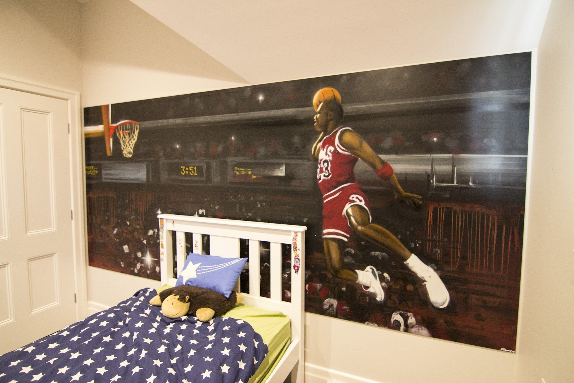 Best Michael Jordan Wall Art Graffiti Artist Melbourne With Pictures