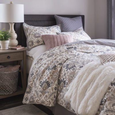 Best Jcpenney Home Marion 4 Pc Floral Comforter Set Jcpenney With Pictures