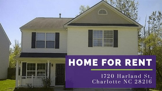 Best 1720 Harland St Charlotte Nc 28216 Home For Rent With Pictures