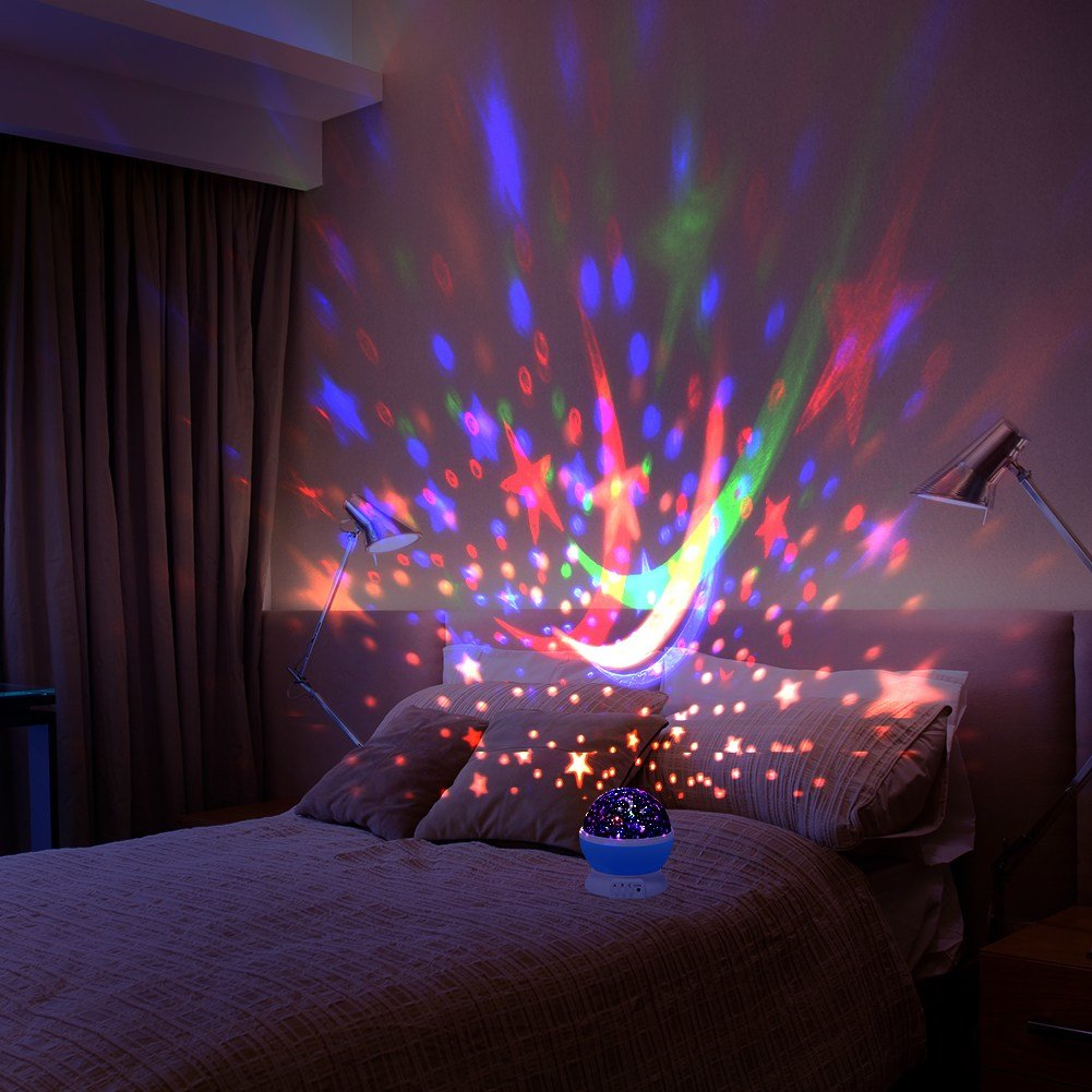 Best Kid Night Light Star Baby Room Bedroom Led Sky Children With Pictures