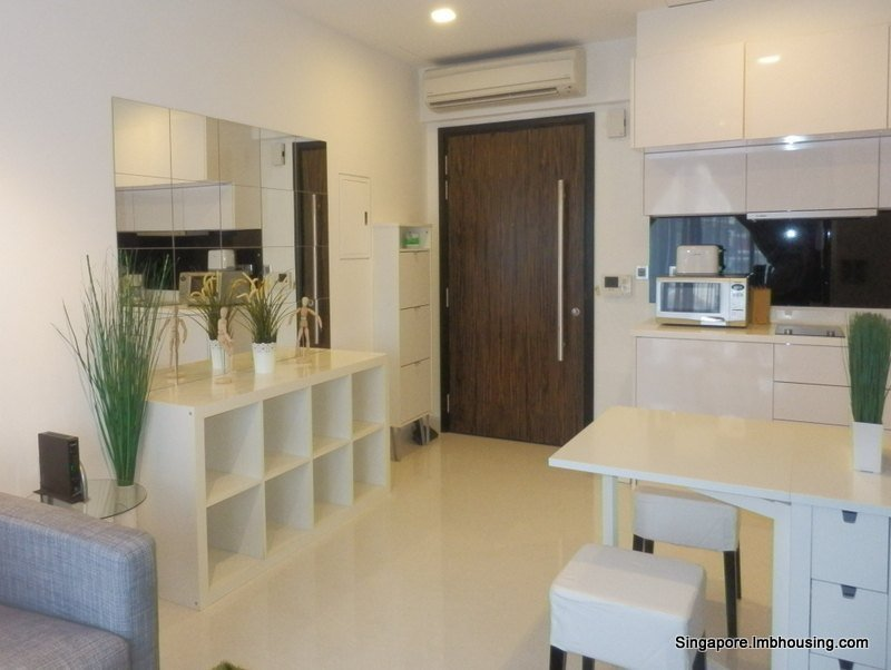 Best 1 Bedroom Plus Serviced Apartments In Alexis Condominium With Pictures