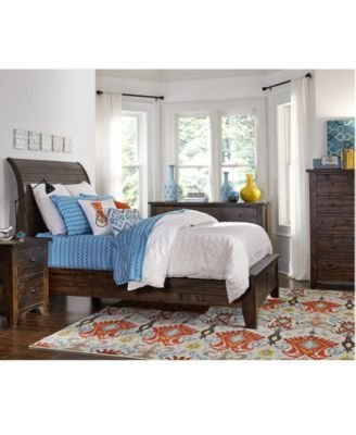 Best Furniture Ember Bedroom Furniture Collection Created For Macy S Furniture Macy S With Pictures
