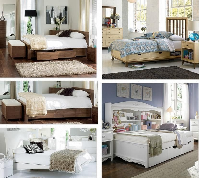 Best Beautiful Space Saving Bedroom Ideas • Mobile Home Living With Pictures