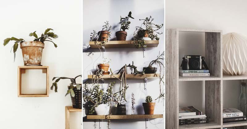 Best 34 Diy Shelving Ideas That Are As Pretty As They Are Practical With Pictures