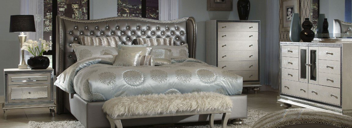 Best Michael Amini Aico Fine Products At Mattress And With Pictures