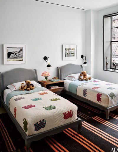 Best 54 Stylish Kids Bedroom Nursery Ideas Architectural Digest With Pictures