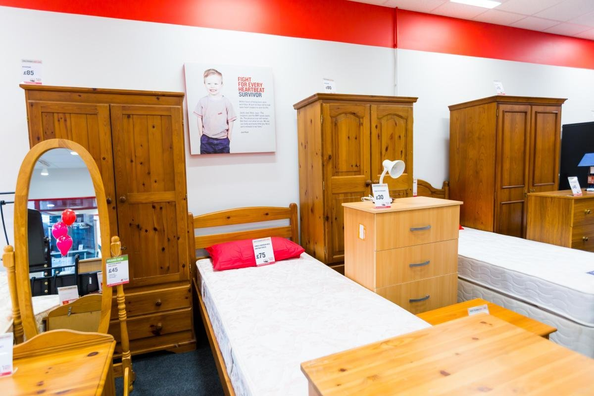 Best British Heart Foundation Home Store Doncaster 12 With Pictures