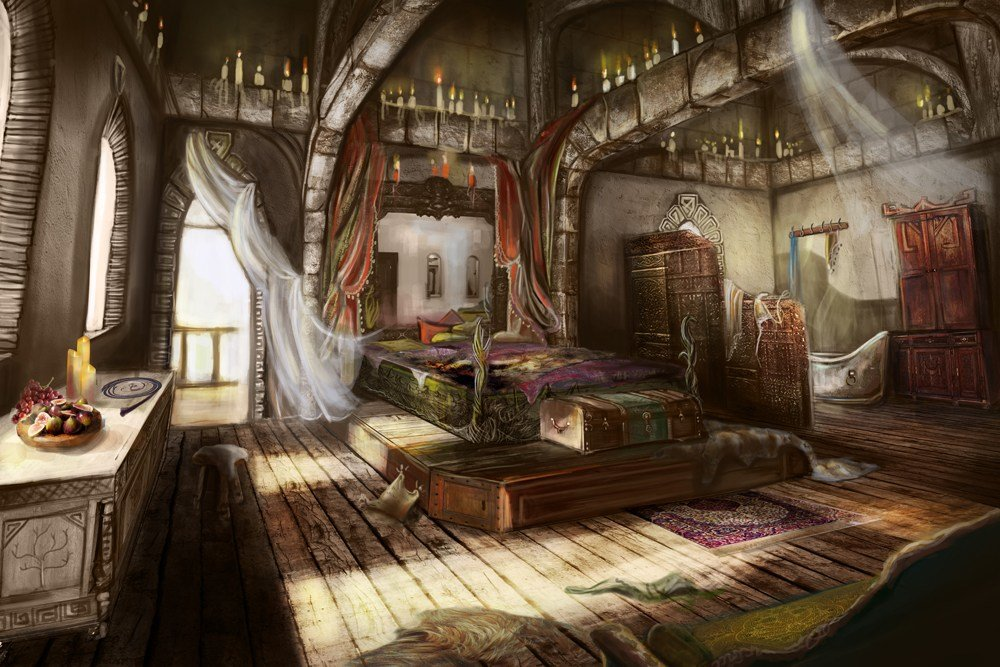 Best Meg Owenson – Concept Artist Illustrator With Pictures