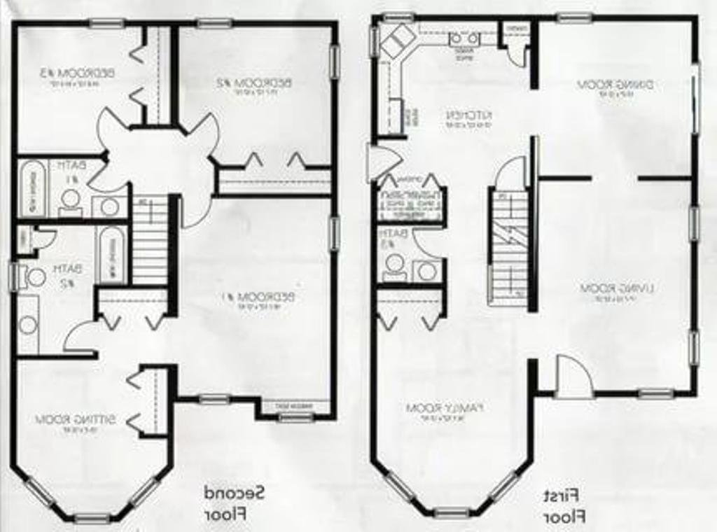 Best Ideas 4 Bedroom House Plans With Basement With Pictures