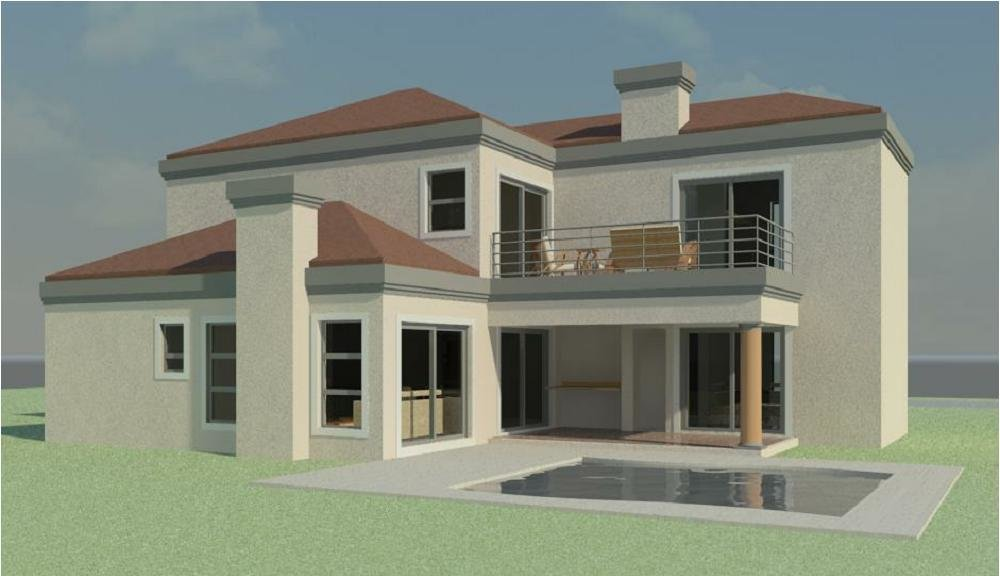 Best 3 Bedroom Tuscan House Plan South African Designs With Pictures
